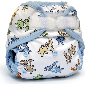 Подгузник Kanga Care One Size Aplix Cover Kangarooz (661799592116)