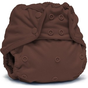 Подгузник для плавания Kanga Care One Size Snap Cover Root Beer (628586679276)