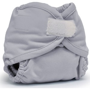 Подгузник Kanga Care Newborn Aplix Cover Platinum (628586679108) подгузник kanga care newborn aplix cover castle 784672405706