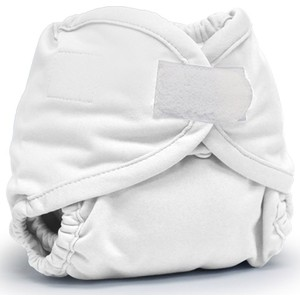 Подгузник Kanga Care Newborn Aplix Cover Fluff (628586679115) подгузник kanga care newborn aplix cover castle 784672405706