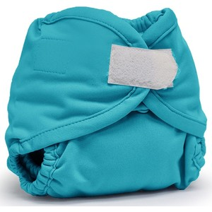 Подгузник Kanga Care Newborn Aplix Cover Aquarius (784672405621) подгузник kanga care newborn aplix cover scarlet 784672406185