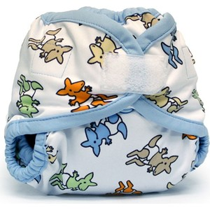 Подгузник Kanga Care Newborn Aplix Cover Kangarooz (628586679153)