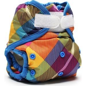 Подгузник Kanga Care One Size Aplix Cover Preppy (661799592871) preppy style drawstring and cover design satchel for women