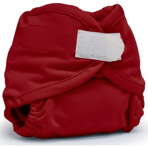 Подгузник Kanga Care Newborn Aplix Cover Scarlet (784672406185) подгузник kanga care newborn aplix cover castle 784672405706