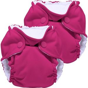 Многоразовый подгузник Kanga Care для новорожденных Lil Joey 2 шт. Sherbert (784672405423)