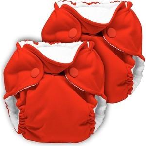 Многоразовый подгузник Kanga Care для новорожденных Lil Joey 2 шт. Crimson (628586258600) сетевое оборудование wow landro s lil