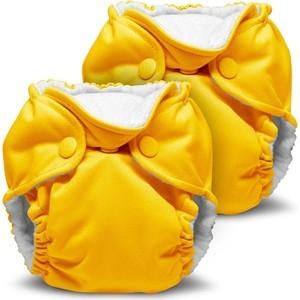 Многоразовый подгузник Kanga Care для новорожденных Lil Joey 2 шт. Dandelion (784672405904) одежда для новорожденных турция