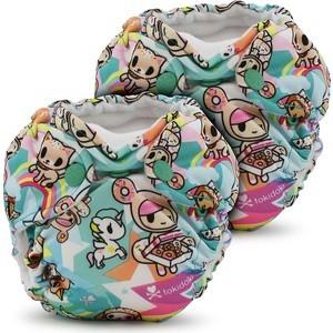 Многоразовый подгузник Kanga Care для новорожденных Lil Joey 2 шт. TokiSweet (646437265577) umbra 330750 473 joey