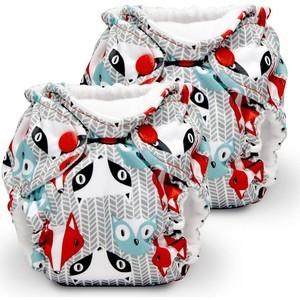 Многоразовый подгузник Kanga Care для новорожденных Lil Joey 2 шт. Clyde (820103913362) umbra 330750 473 joey