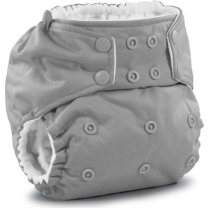 Многоразовый подгузник Kanga Care Rumparooz Onesize Platinum (628586256309) многоразовые подгузники и трусики kanga care многоразовый подгузник rumparooz onesize на кнопках 0 16 кг