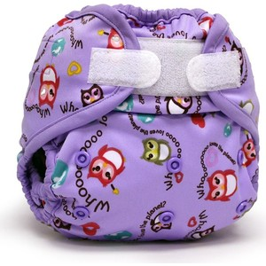 Подгузник Kanga Care One Size Aplix Cover Eco Owl (661799592123)