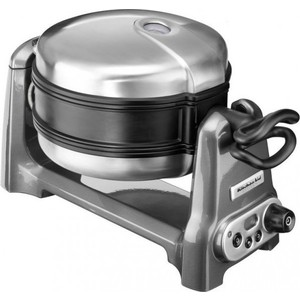Вафельница KitchenAid 5KWB110EMS