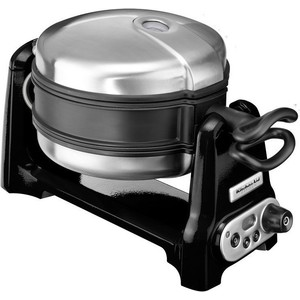 Вафельница KitchenAid 5KWB110EOB