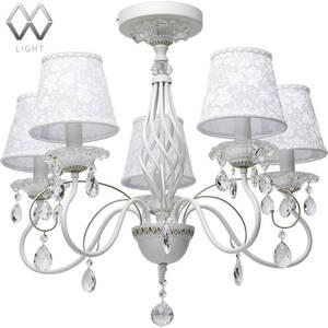 Потолочная люстра MW-LIGHT 419010805 потолочная люстра mw light августина 419010805