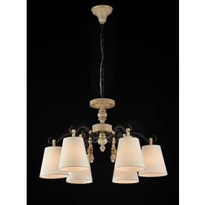 Подвесная люстра Maytoni ARM034-06-R настольная лампа maytoni декоративная cipresso arm034 11 r