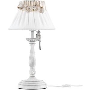 Настольная лампа Maytoni ARM013-11-W настольная лампа maytoni декоративная cruise arm625 11 r