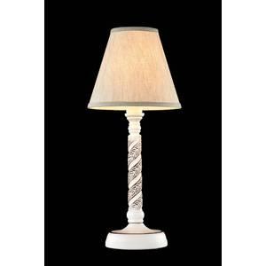 Настольная лампа Maytoni ARM026-11-W
