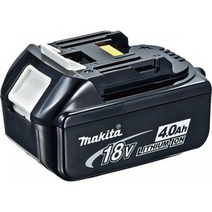 Аккумулятор Makita 18В 4Ач Li-Ion ВL1840 (197267-0) charger for makita li ion battery bl1830 bl1430 dc18rc dc18ra dc18rct 100 240v 50 60hz