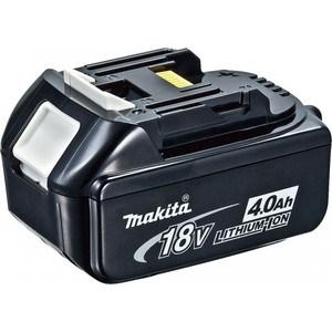 Аккумулятор Makita 18В 4Ач Li-Ion ВL1840 (197267-0) аккумулятор makita 18в 3ач li ion вl1830 197600 6
