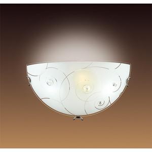 Настенный светильник Sonex 047 бра sonex kapri 047