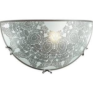 Настенный светильник Sonex 078 bering titanium 11939 078