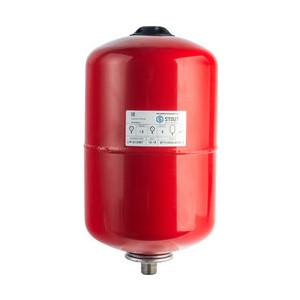 Расширительный бак STOUT для систем отопления со сменной мембраной (красный) (STH-0004-000018) расширительный бак stout для систем отопления с диафрагмой с ножками красный sth 0005 000035