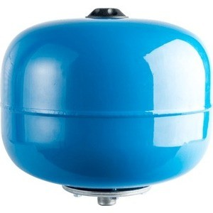 Гидроаккумулятор STOUT для систем водоснабжения со сменной мембраной (синий) (STW-0001-000020)