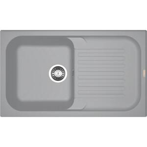 Мойка кухонная Florentina Арона 860 грей FSm (20.225.D0860.305) zumman fsm 881