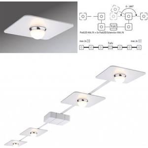 Потолочный светильник Paulmann 95075 потолочный светильник paulmann alva 79650