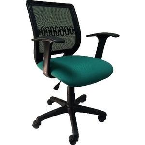 Кресло Союз мебель Пента ткань зеленая