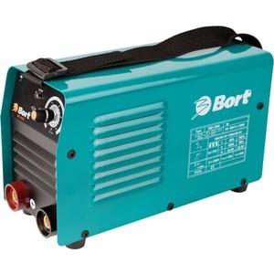 Сварочный инвертор Bort BSI-190S сварочный аппарат инверторный bort bsi 220s
