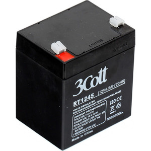 Батарея 3Cott 12V4.5Ah