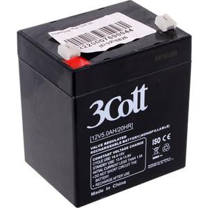 Батарея 3Cott 12V5.0Ah
