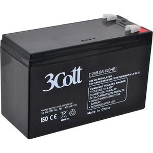 Батарея 3Cott 12V9Ah