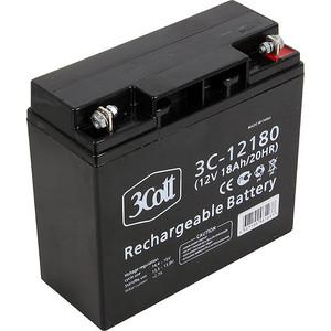 Батарея 3Cott 3C-12120 12V18Ah