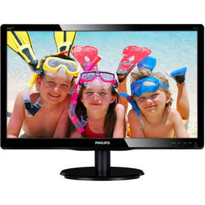 Монитор 27 ASUS VP278H черный TN 1920x1080 300 cd/m^2 1 ms HDMI VGA Аудио DisplayPort 90LM01M0-B04170
