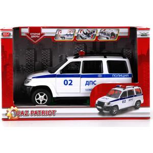 Машинка Технопарк УАЗ Патриот полиция (X600-H11001-R)