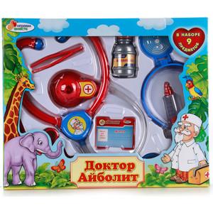 Игровой набор Играем вместе Доктор Айболит (J210-H34002-R)