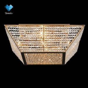 Потолочный светильник Eurosvet 10034/5 золото/прозрачный хрусталь Strotskis подвесной светильник eurosvet 3121 1 золото прозрачный хрусталь strotskis