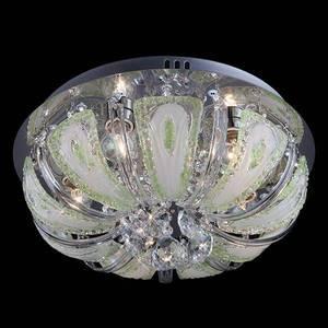 Потолочный светильник Eurosvet 5597/5 хром/зеленый+синий+голубой бритва браун 1508 тип 5597