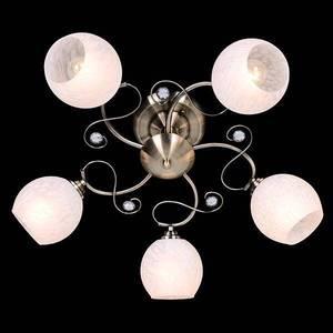 Потолочная люстра Eurosvet 30018/5 античная бронза