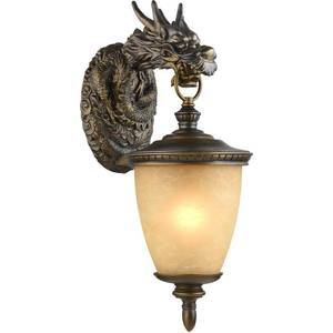 Уличный настенный светильник Favourite 1716-1W favourite уличный настенный светильник favourite dragon 1716 1w