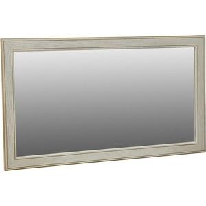 Зеркало Мебелик Васко В 61Н белый ясень