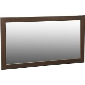 Зеркало Мебелик Васко В 61Н темно-коричневый