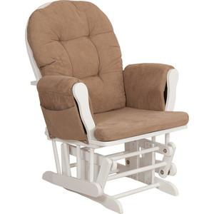 Кресло-качалка Мебельторг 1806W детские кроватки kitelli kito orsetto качалка
