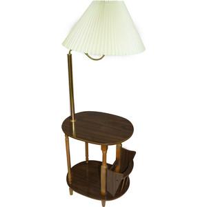 Столик журнальный со встроенным светильником Мебельторг Торшер 1692-T