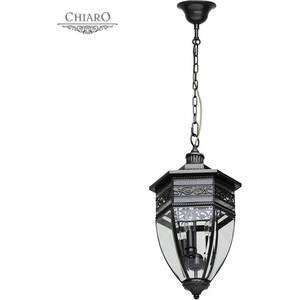 Уличный подвесной светильник Chiaro 801010403 seintex 82629 для kia sorento