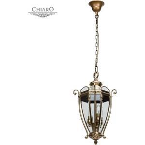 Уличный подвесной светильник Chiaro 802010703