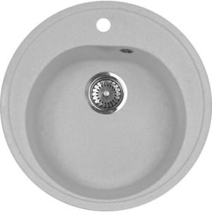 Мойка кухонная AquaGranitEx M-08 505х505 серый (M-08 310) cottelli m