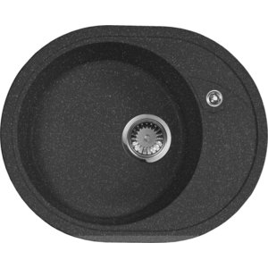 Мойка кухонная AquaGranitEx M-18L 570х460 черный (M-18L 308) kaweida черный m